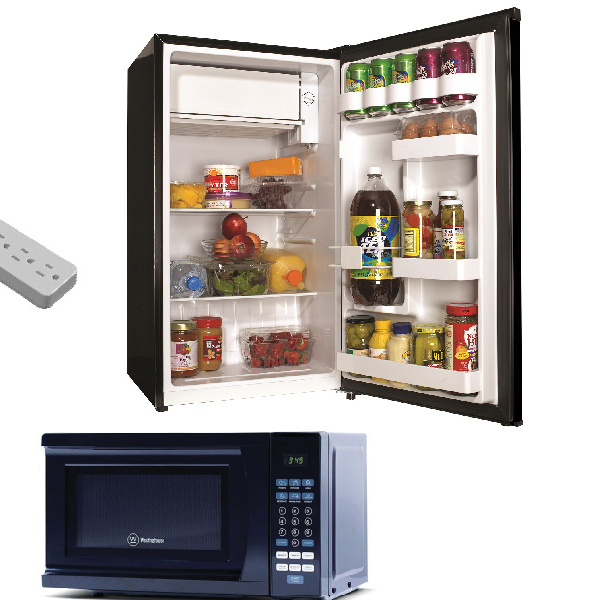 Get your Residential Life-approved appliances from The Mizzou Store.