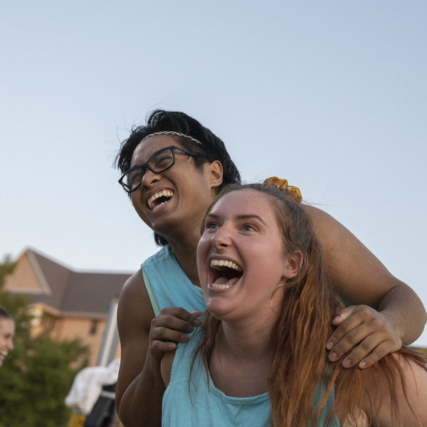 Residents of Mizzou residence halls and apartments enjoy all-inclusive billing.